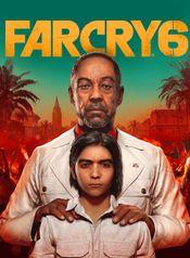 Jaquette Far Cry 6