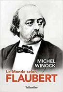 Couverture Le monde selon Flaubert