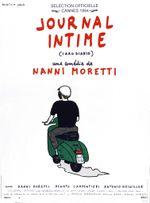 Affiche Journal intime