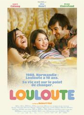 Affiche Louloute
