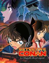 Affiche Détective Conan : Le Magicien du ciel argenté
