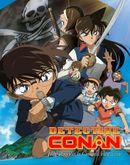 Affiche Détective Conan : Jolly Roger et le Cercueil bleu azur