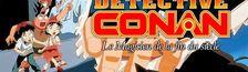 Affiche Détective Conan : Le Magicien de la fin du siècle
