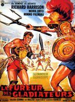 Affiche La Fureur des gladiateurs