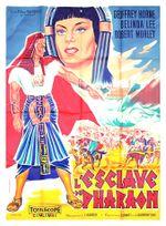 Affiche L'Esclave du pharaon