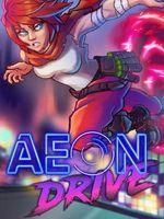 Jaquette Aeon Drive