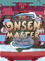 Jaquette Onsen Master