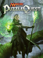 Jaquette Magic: The Gathering - Puzzle Quest