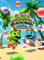 Jaquette Puzzle Bobble 3D: Vacation Odyssey