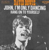 Pochette John, I'm Only Dancing (Live)