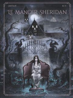 Couverture La Porte de Géhenne - Le Manoir Sheridan, tome 1