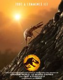 Affiche Jurassic World : Le Monde d'après