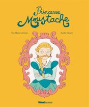Couverture Princesse Moustache