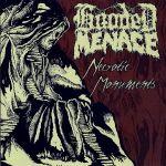 Pochette Necrotic Monuments (EP)