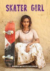 Affiche Skater Girl