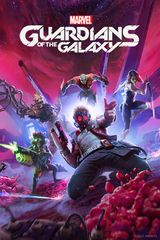 Jaquette Marvel's Guardians of the Galaxy