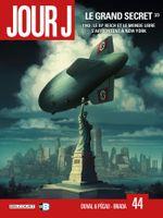 Couverture Le Grand Secret 3/3 - Jour J, tome 44