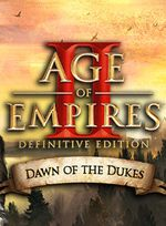 Jaquette Age of Empires II: Definitive Edition - Dawn of the Dukes