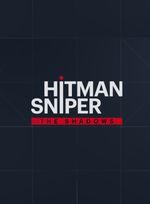 Jaquette Hitman Sniper: The Shadows