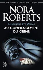 Couverture Lieutenant Eve Dallas, tome 1