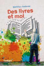 Couverture Des livres et moi