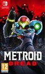 Jaquette Metroid: Dread