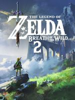 Jaquette The Legend of Zelda: Breath of the Wild 2