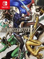 Jaquette Shin Megami Tensei V