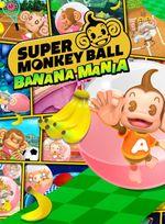 Jaquette Super Monkey Ball: Banana Mania