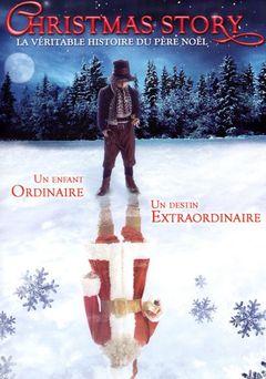 Affiche La Véritable Histoire du Père Noël