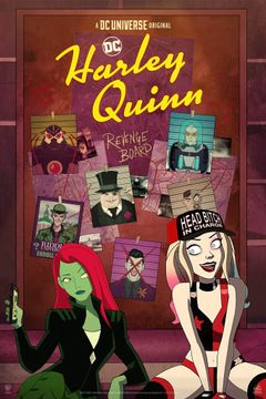 Affiche Harley Quinn