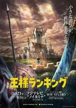 Affiche Ranking of Kings