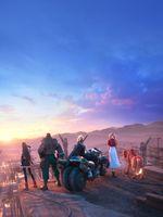 Jaquette Final Fantasy VII: Remake - Part 2