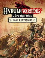 Jaquette Hyrule Warriors : L'Ère du Fléau - Pulsations Antiques