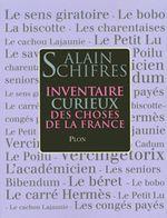 Couverture Inventaire curieux des choses de la France