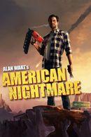 Jaquette Alan Wake's American Nightmare