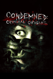 Jaquette Condemned: Criminal Origins