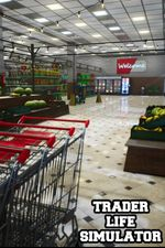Jaquette Trader Life Simulator