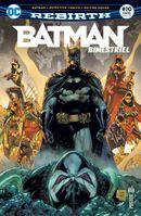 Couverture Batman Rebirth Bimestriel (DC Presse), tome 10