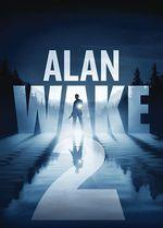 Jaquette Alan Wake 2