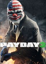 Jaquette Payday 3
