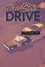 Jaquette Dead Static Drive