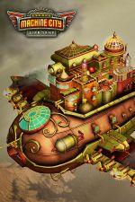 Jaquette Escape Machine City: Airborne