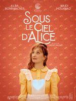 Affiche Sous le ciel d'Alice