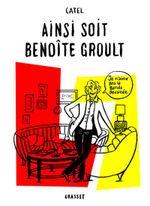 Couverture Ainsi soit Benoîte Groult