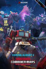 Affiche Transformers: Combiner Wars