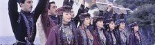 Cover Danses traditionnelles dans les films