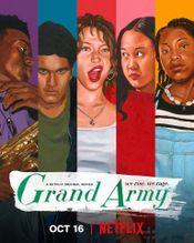 Affiche Grand Army