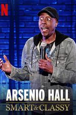Affiche Arsenio Hall: Smart and Classy