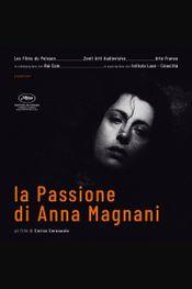 Affiche La passion d'Anna Magnani
